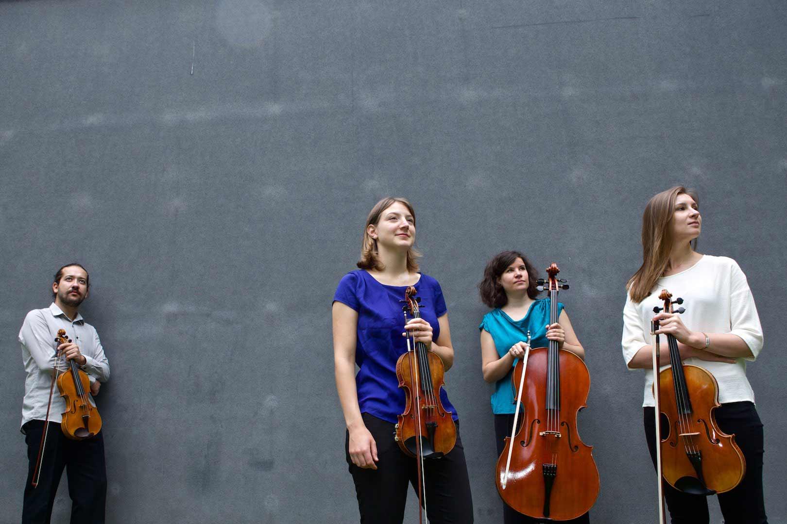 sequoia quartett