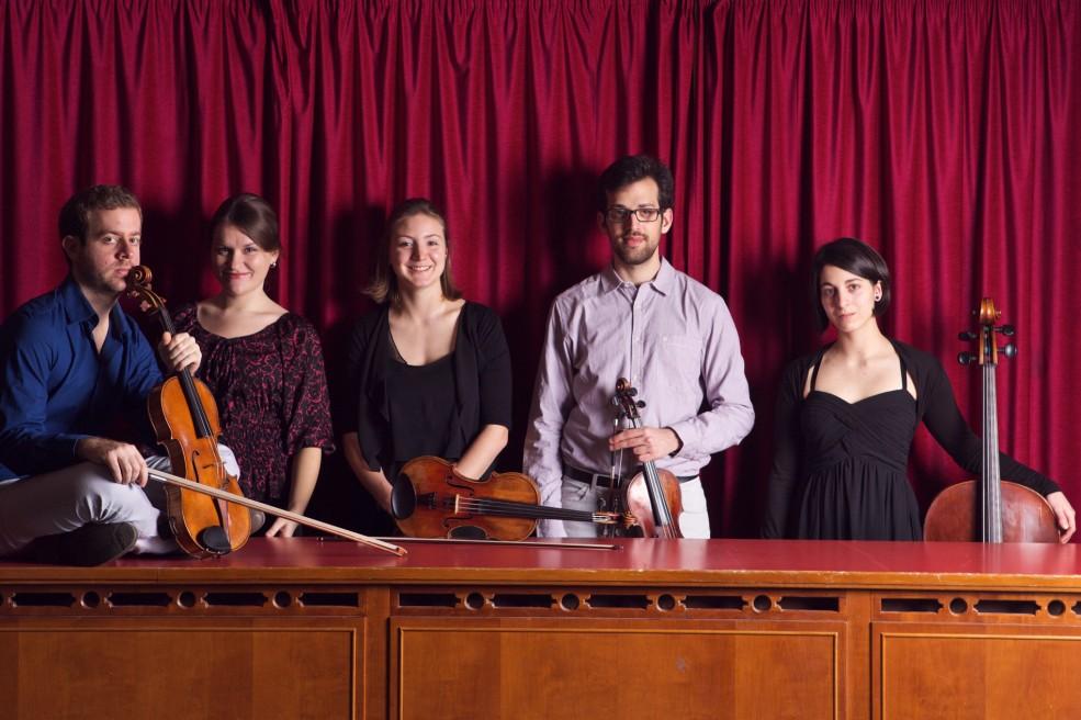 HMT Streicher-Quintett