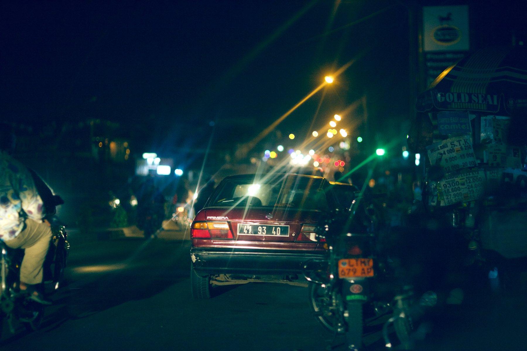 Nightlife in Douala 2011