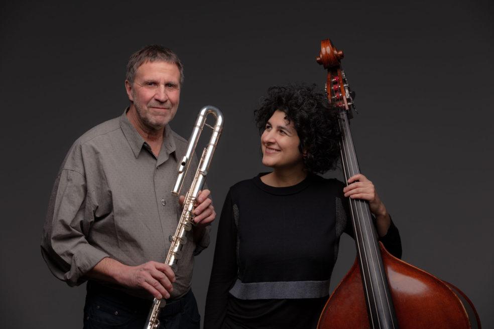 Athina Kontou & Rolf von Nordenskjöld